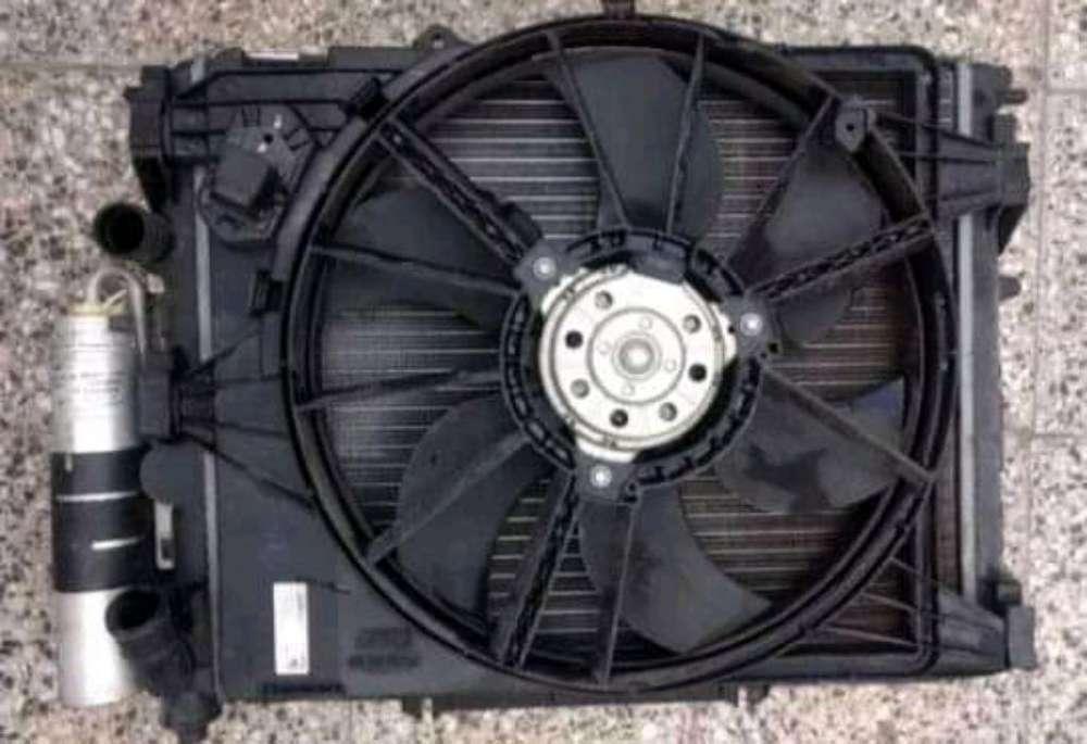 Radiador de Clio 2 de Agua Y Aire