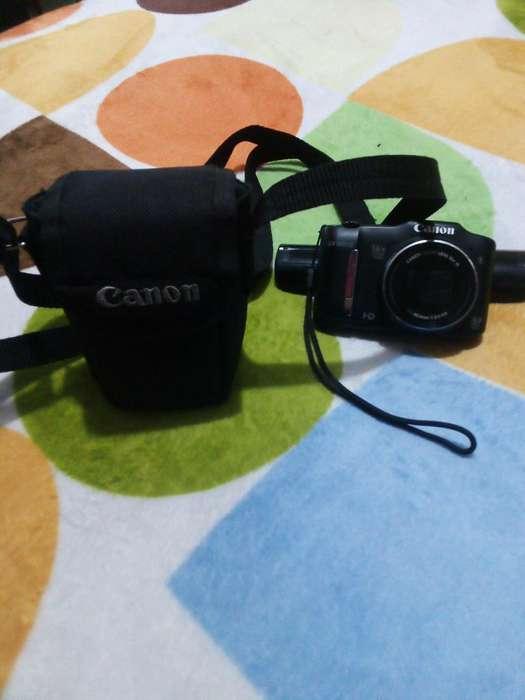 Vendo Camara Canon Sx160 Hd Valor 200
