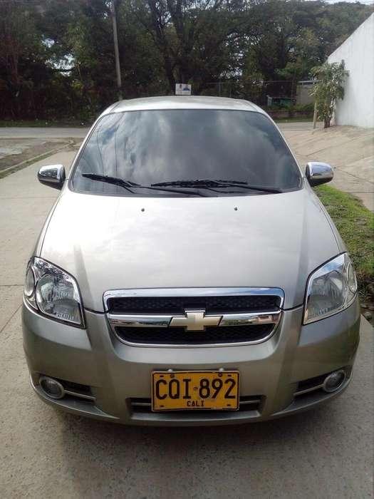 Chevrolet Aveo Emotion 2008 - 140000 km