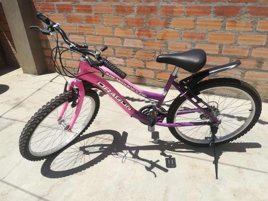 Bicicleta Montañera Speed