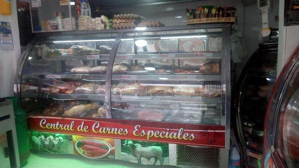 Vendo Nevera de Carne Muy Barata Aprovec