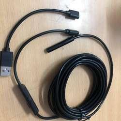 Camara Endoscopio Boroscopio Espia Usb Y Microusb 5 Metros