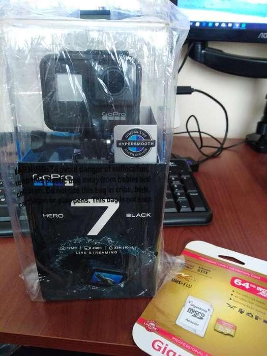 Gopro Hero 7 Black Memoria Sd