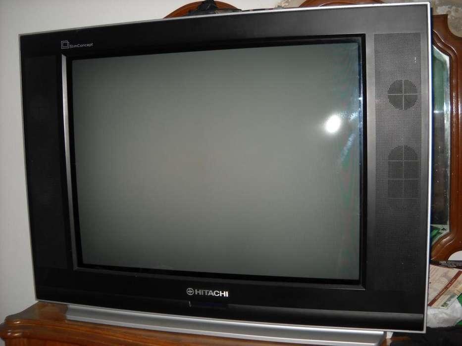 Vendo Tv 29 pulgadas Hitachi pantalla plana exe est