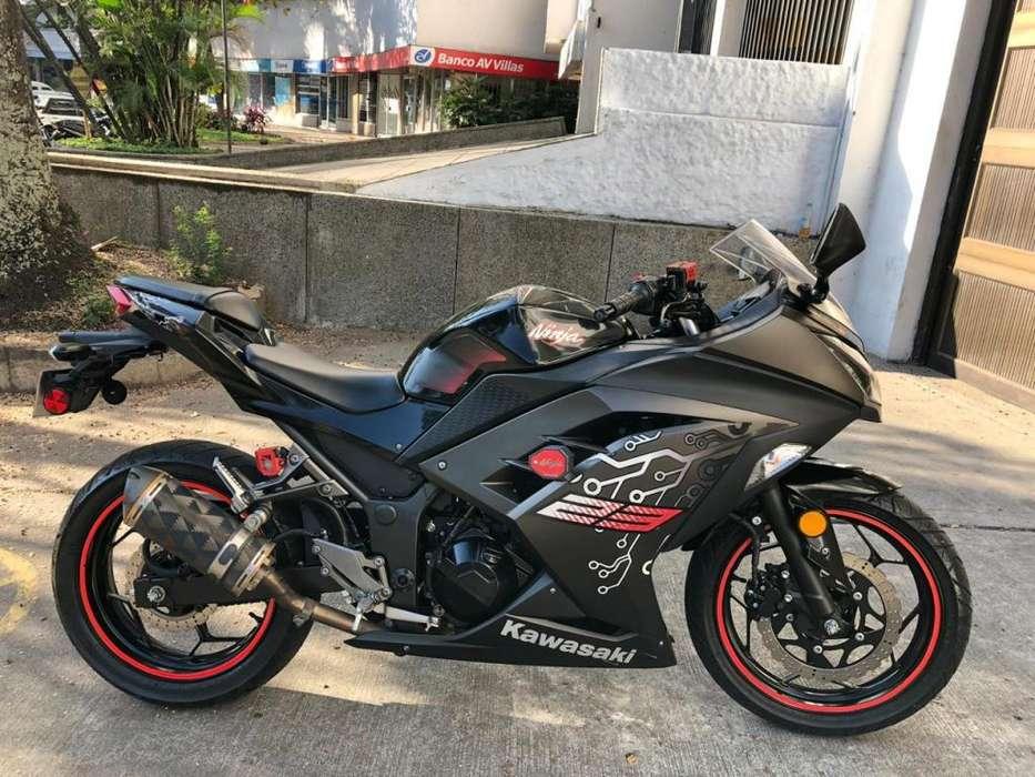 Excelente <strong>kawasaki</strong> Ninja 300 2016, No R3,R15,Z250,Pulsar 200NS,MT03