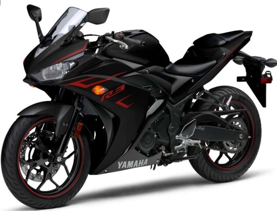 <strong>yamaha</strong> Yzf R3 con 980 Km
