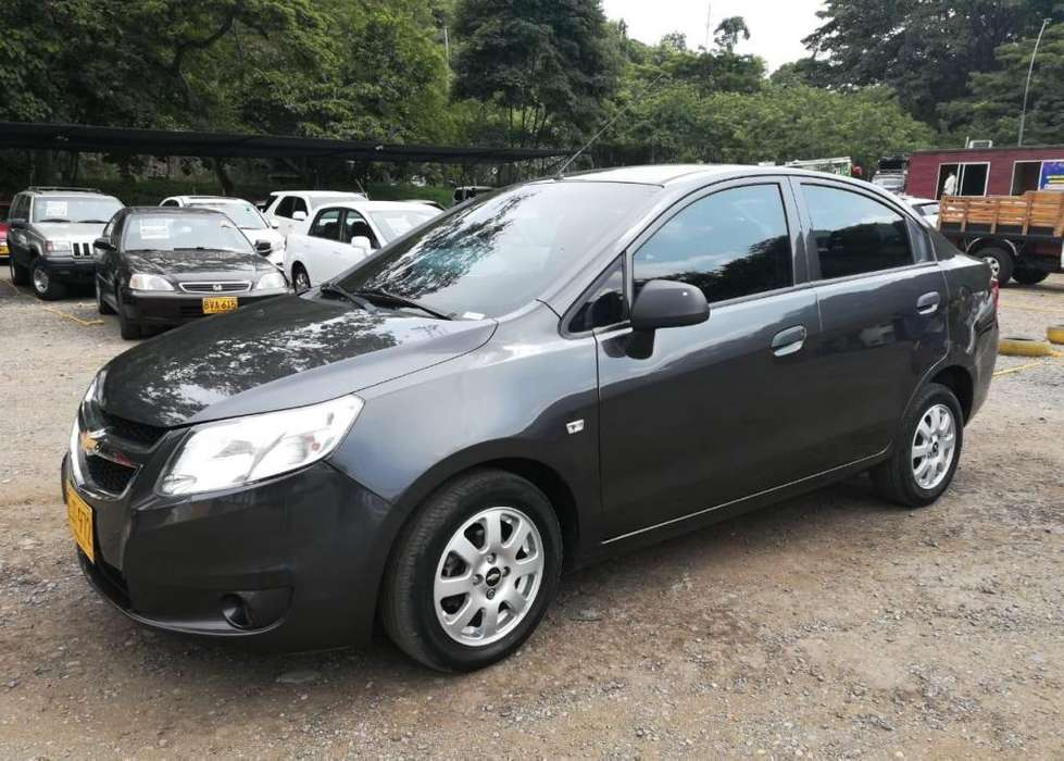 Chevrolet Sail 2018 - 14291 km