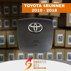 AIRBAG TAPA COVER TOYOTA 4RUNNER 2010 2011 2012 2013 2014 2015 2016 2017 2018 PTY