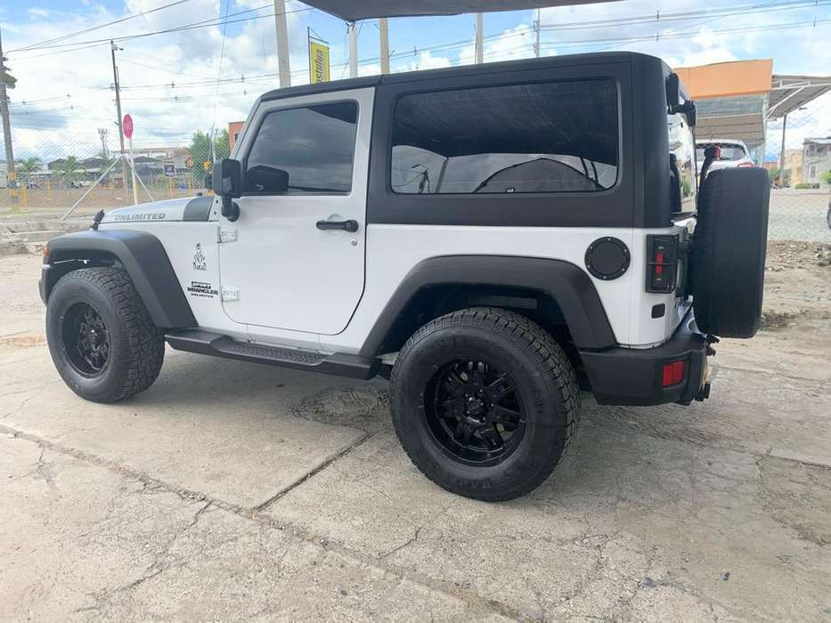 <strong>jeep</strong> Wrangler 2012 - 44000 km