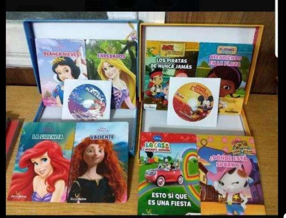 Cuentos Disney Serie Dorada Original
