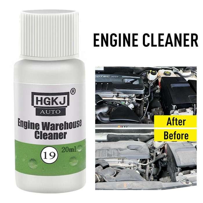 Aceite Limpiador De Motor Auto Agente De Limpieza