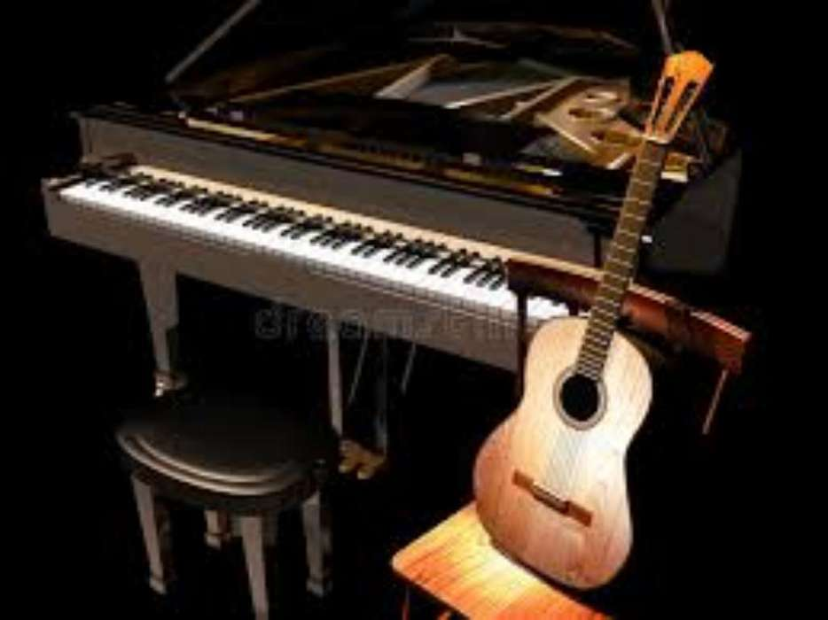 Canto Piano Guitarra Ra