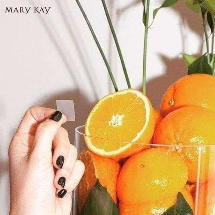 12 Láminas de Vit C Mary Kay