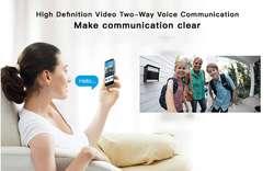 Timbre Video Portero Intercomunicador  Campana Eken V5