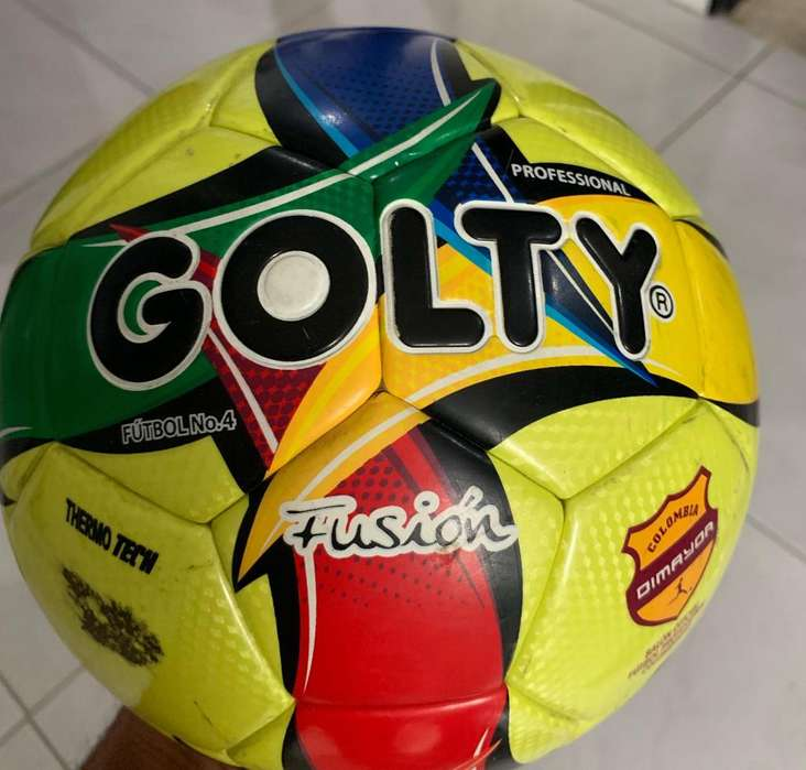 Balon Golti Original #4