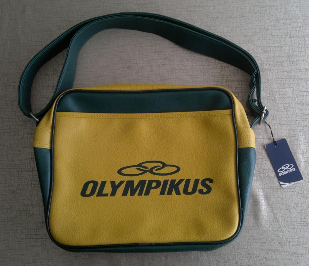 Maletin Deportivo Marca Olympikus