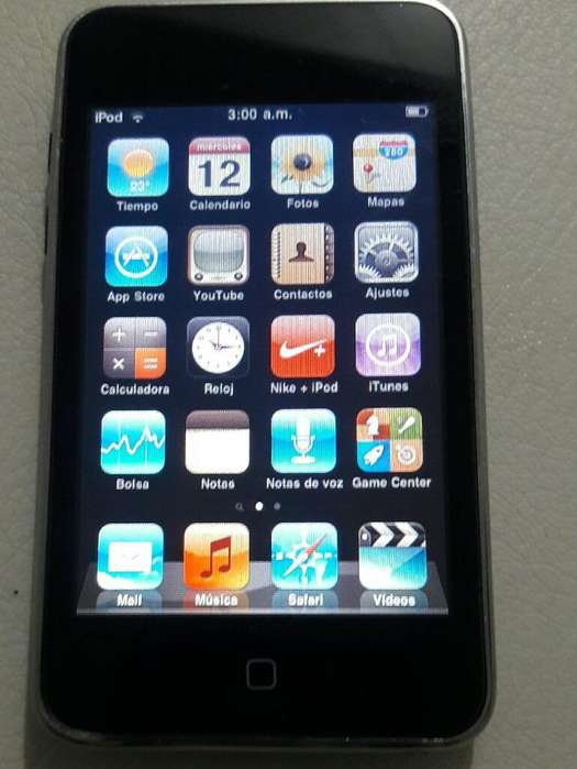 iPod Touch 4tag -16gb