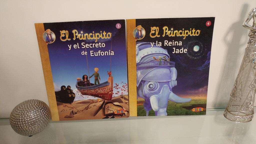 LIBROS EL PRINCIPITO watsap 116-140-0746