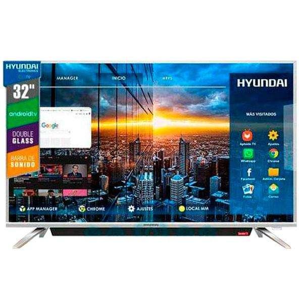 Vendo Televisor-Monitor Android - HYUNDAI - 32
