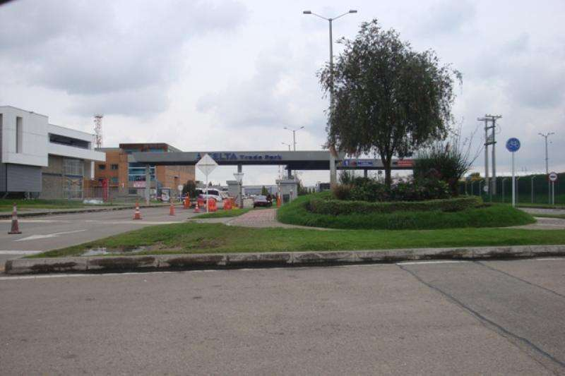 Cod. VBAAV1100083 Bodega En Venta En Funza Celta Trade Park