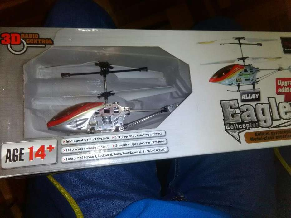 Helicóptero Rc Juguete para Reparar