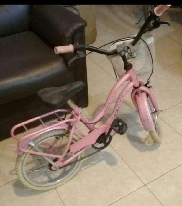 Vendo Bici Nena Escucho Oferta