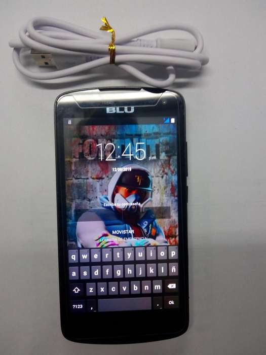 Celular smartphone blu studio X8 HD En perfectas condiciones.
