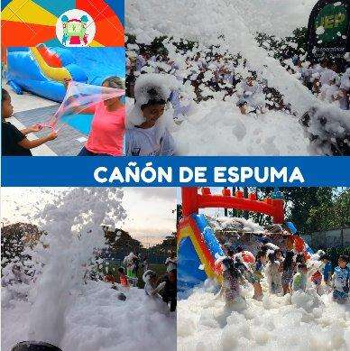 Cañon de Espuma Guayaquil, Tobogan para piscina, salta salta