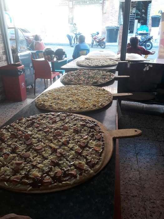 Vendo Equipo de Pizzeria