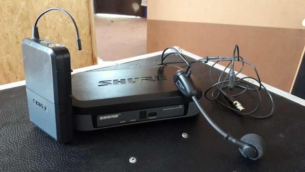 Micro Inalambrico Shure Pg30