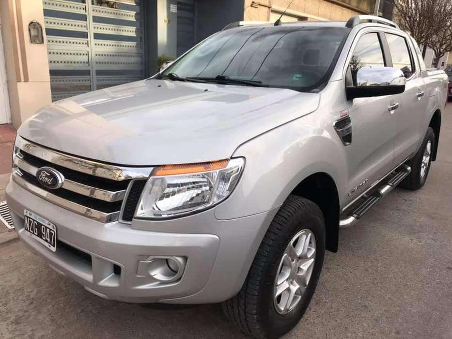 Ford Ranger 2014 - 80000 km