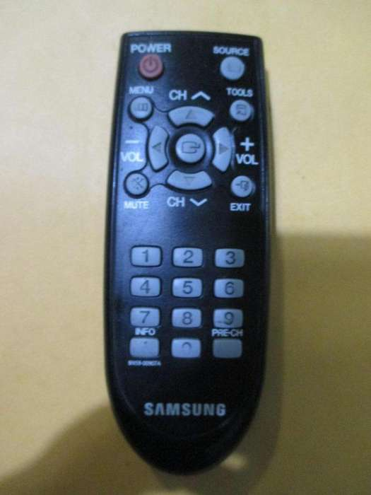 CONTROL REMOTO SAMSUNG BN59 00907A PARA TV LED, LCD Y <strong>plasma</strong> ORIGINAL