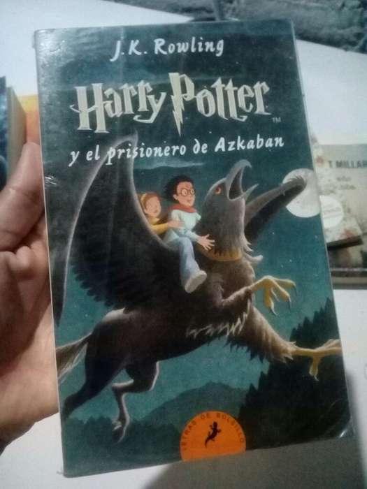Obras de Harry Potter
