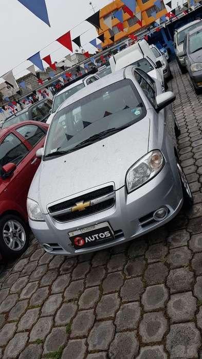 Chevrolet Aveo 2017 - 47000 km