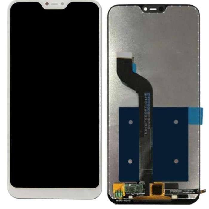 Para Xiaomi Redmi 6 Pro/ Mi A2 Lite Display Lcdtactil Blanco