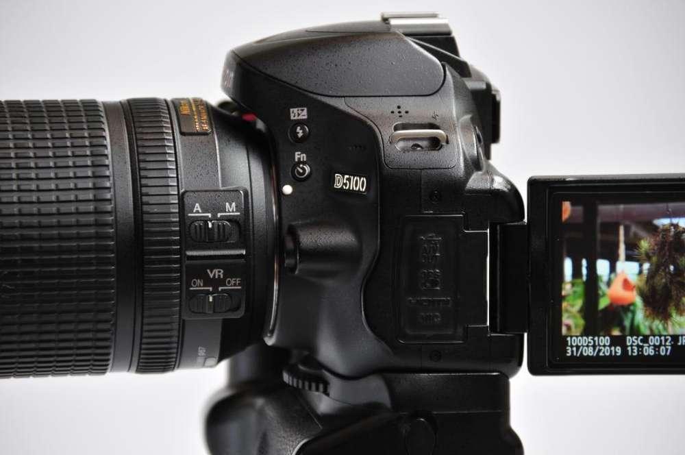 Fenomenal Nikon D5100