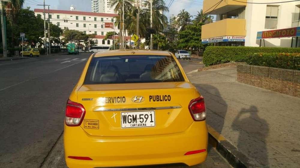 Venta Taxi modelo 2016, Cartagena.
