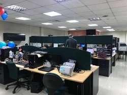Venta de Edificio de Oficinas en El Sur de Guayaquil.