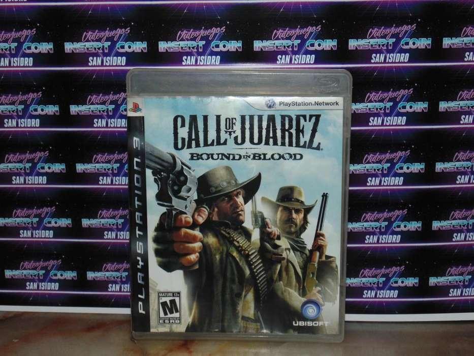 Call of Juarez PS3 Juego Play Station 3