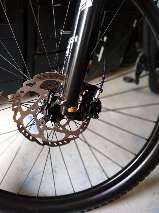 Bicicleta de montaa rin 29 er grpo slx complet