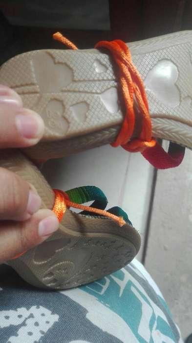 Sandalias de Niña #25