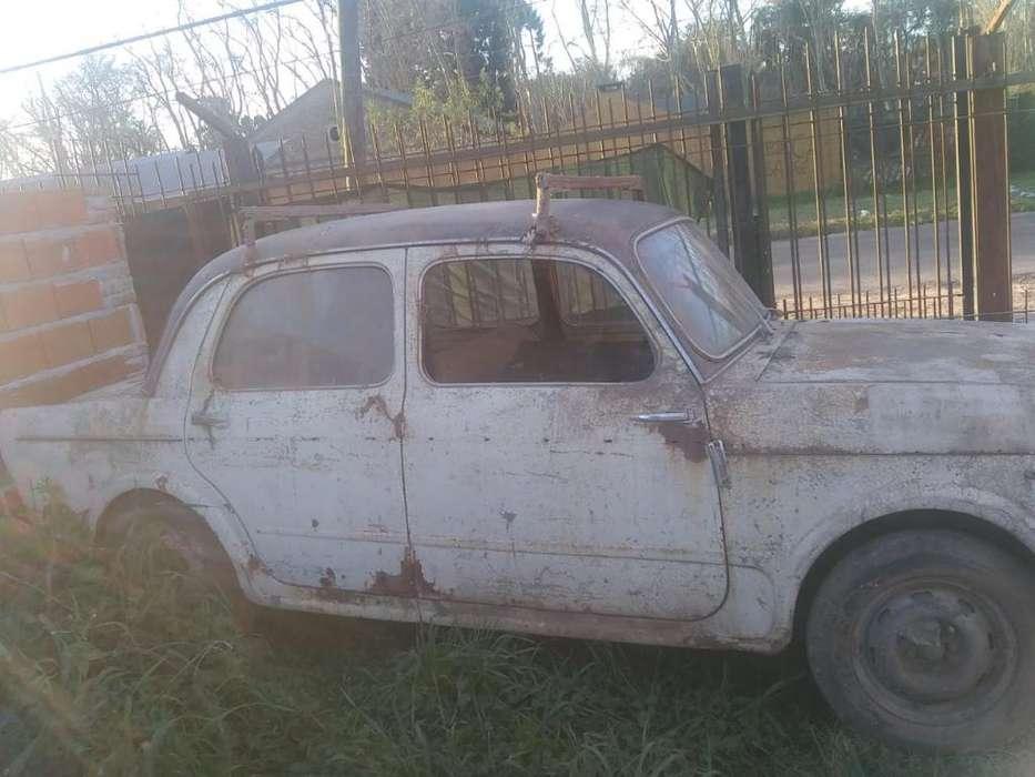 Fiat 128 1962 - 100000 km
