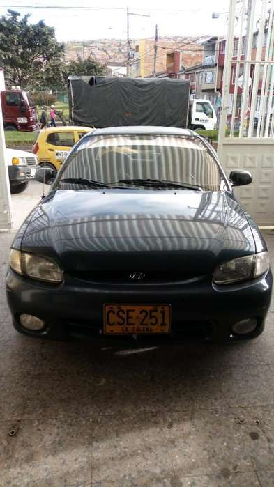 <strong>hyundai</strong> Accent 1998 - 20000 km
