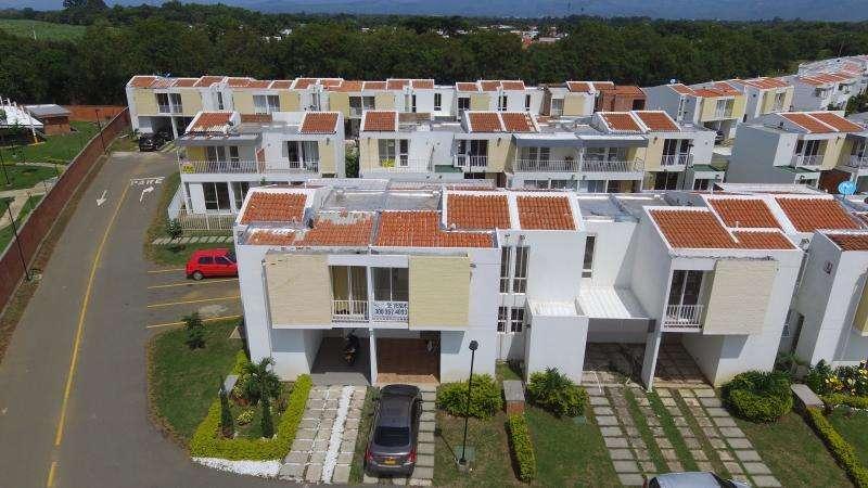 Cod. VBINH-768 Casa Condominio En Venta En Jamundi Las Acacias Del Castillo