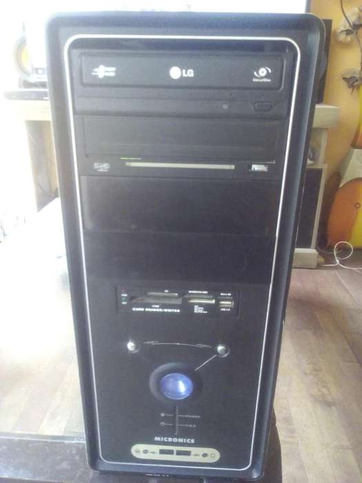 <strong>pc</strong> CORE 2 con wifi,chipset intel,Ram 2GB,dd160gb,grab dvd,WINDOWS 7