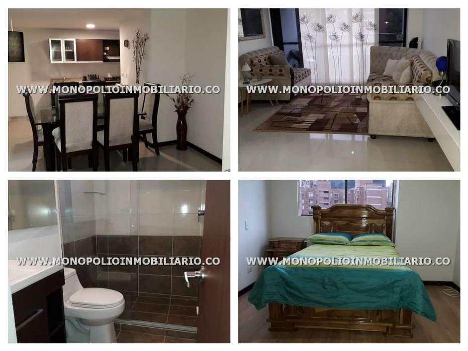 Disponible apartamento amoblado en medellin cod:15289