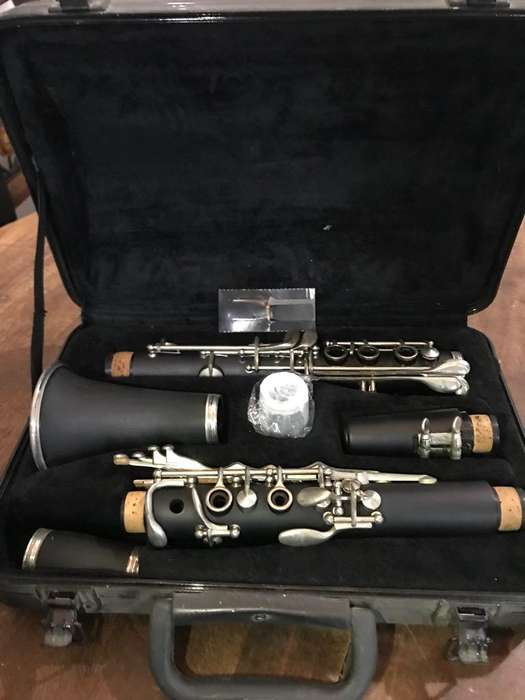 Clarinete New Orleans 2000