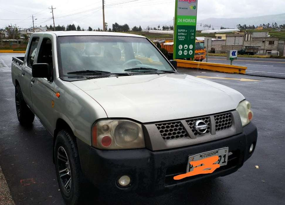 <strong>nissan</strong> Frontier 2006 - 230000 km