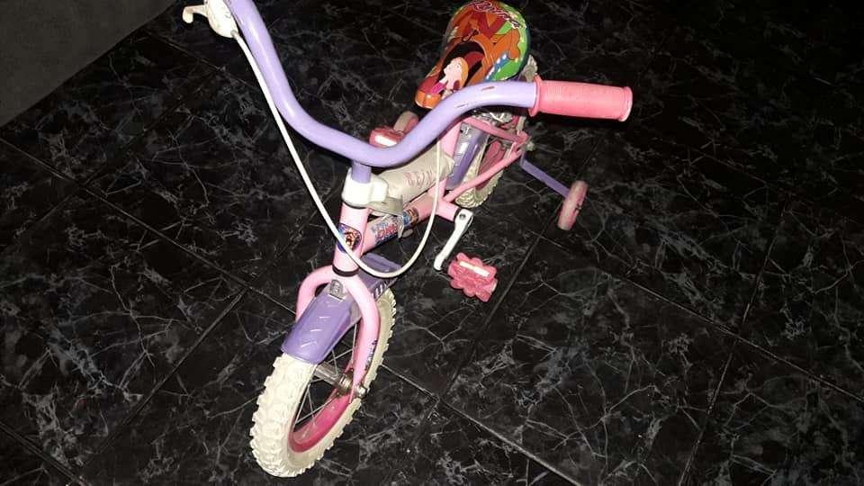 bicicleta nena