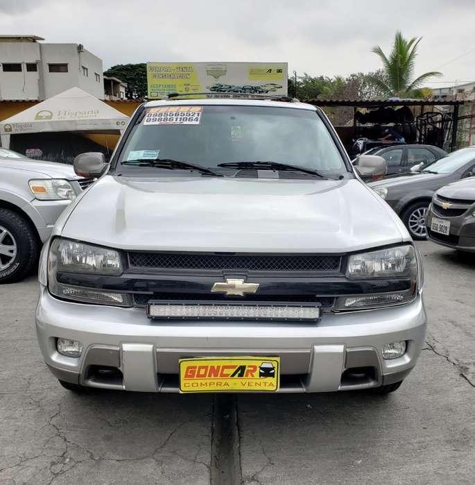 Chevrolet Trailblazer 2005 - 187000 km